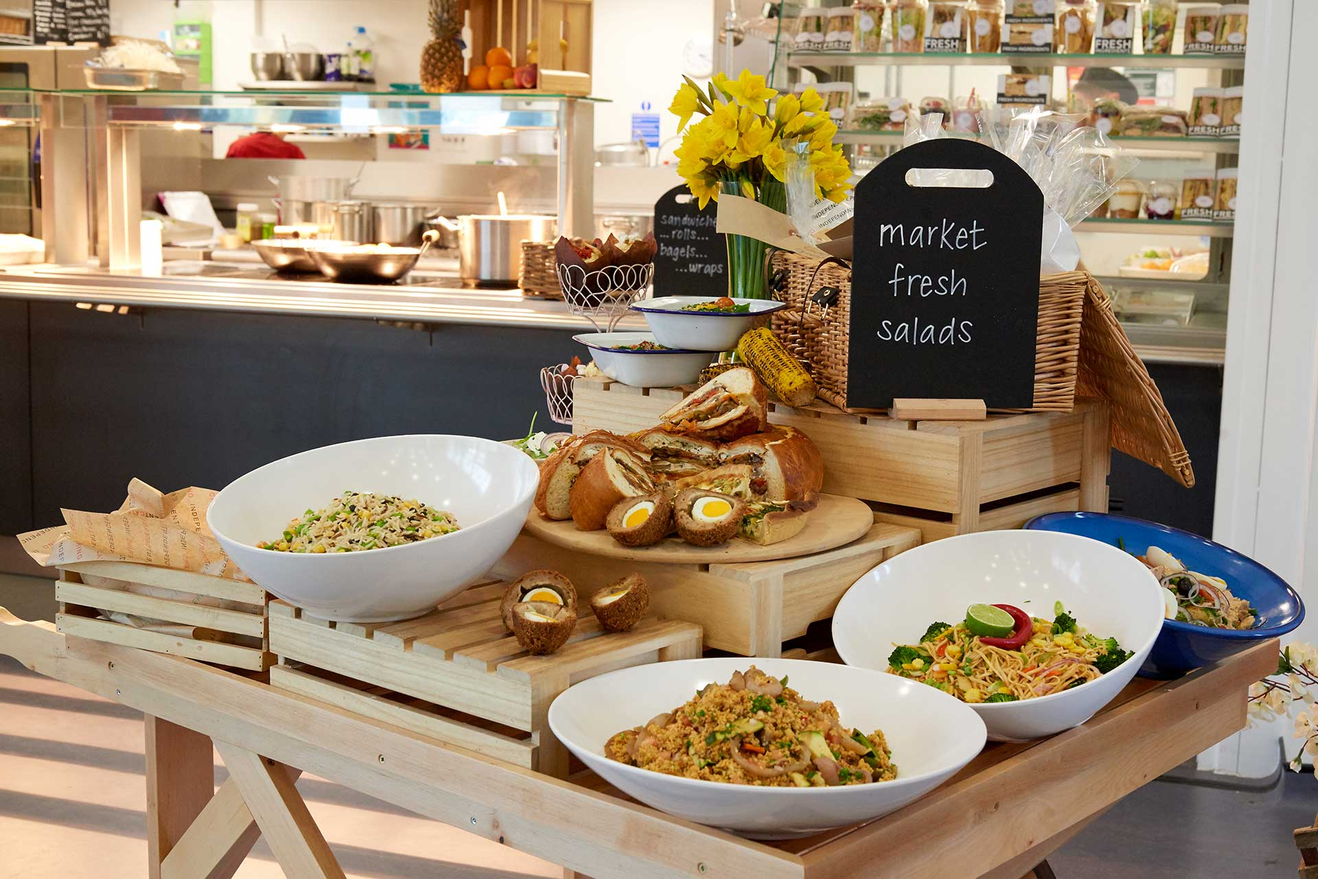 Independent Catering Catering For Schools In South East England